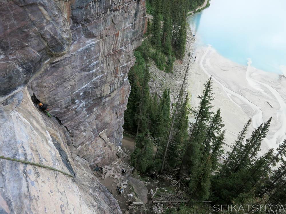 Lake Louise Climbing